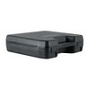 BP-400 Blow Molded Custom Foam Case - Front Angle View