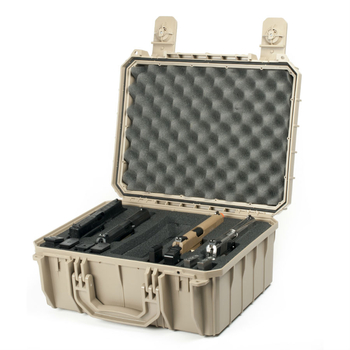 SE-630FP4 Heavy Duty 4 Pistol Case