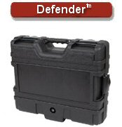 Defender blow molded cases